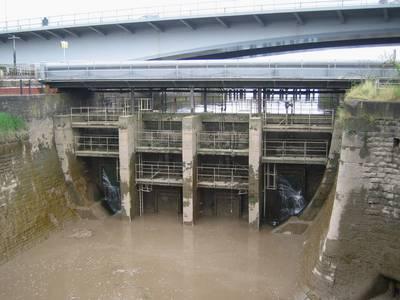 brunel's lock cumberland basin bristol