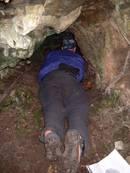 avon gorge blokes cave heath bunting, bristol, united kingdom (uk).