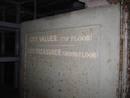 avon gorge bunker city valuer city treasurer sign , bristol, united kingdom (uk).