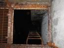 avon gorge bunker ladder , bristol, united kingdom (uk).