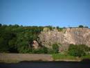 avon gorge corpse cave, bristol, united kingdom (uk).