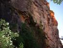 avon gorge desecrator cave, bristol, united kingdom (uk).