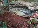 avon gorge foxes rock shelter, bristol, united kingdom (uk).