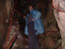 giants cave avon gorge heath bunting, bristol, united kingdom (uk).