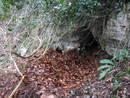 avon gorge hundred percent rock shelter, bristol, united kingdom (uk).