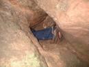 avon gorge mercavity cave kayle brandon, bristol, united kingdom (uk).