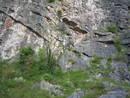 avon gorge pool cave, bristol, united kingdom (uk).