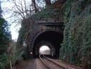 avon gorge railway tunnel  n, bristol, united kingdom (uk).