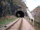 avon gorge railway tunnel  s, bristol, united kingdom (uk).