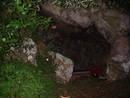 avon gorge river bend house cave, bristol, united kingdom (uk).