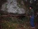 avon gorge rodway ruckle cave kayle brandon, bristol, united kingdom (uk).