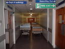 bri hospital st michaels hill underpass, bristol, united kingdom (uk).