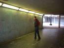 bus station underpass kayle brandon, bristol, united kingdom (uk).