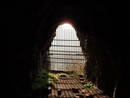 downs railway tunnel airshaft, bristol, united kingdom (uk).