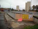 easton way underpass n, bristol, united kingdom (uk).