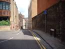 host street tunnel, bristol, united kingdom (uk).