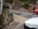 jacobs well cistern entrance, bristol, united kingdom (uk).