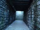 mardyke steps tunnel, bristol, united kingdom (uk).