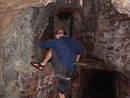 ravens well tunnel exit heath bunting, bristol, united kingdom (uk).