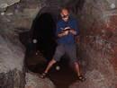 ravens well tunnel heath bunting notepad, bristol, united kingdom (uk).