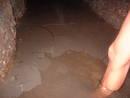 ravens well tunnel water surface, bristol, united kingdom (uk).