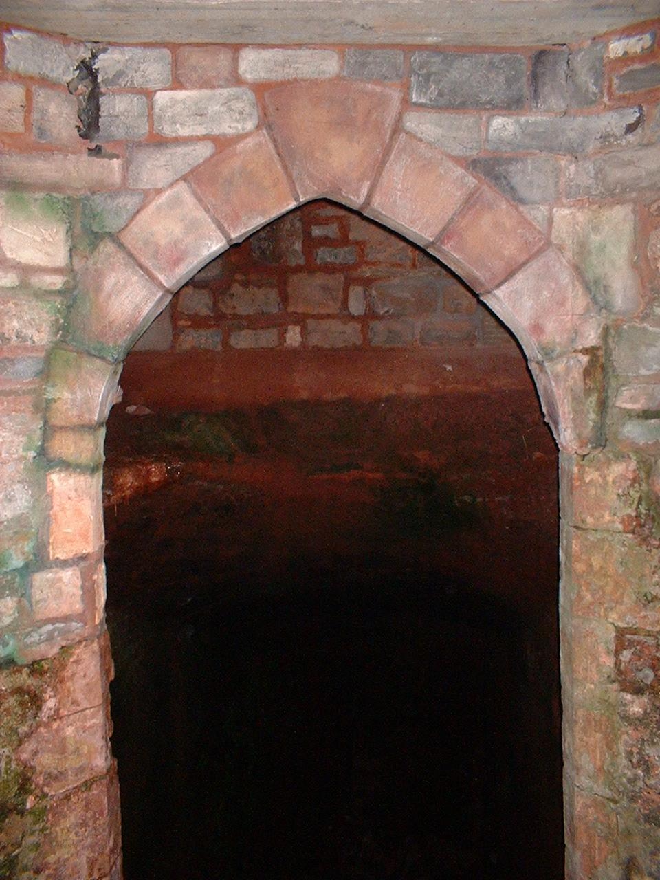 Sally port, bristol, united kingdom (uk) - Guide to urban underground Bristol.